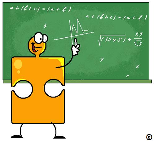 mathematical genius begins with puzzle pieces