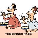 the dinner race
