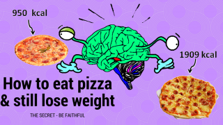 weight loss pizza