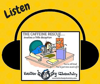 Listen to caffeine go go