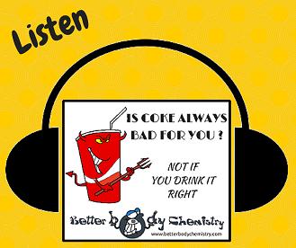 Listen healthy coke