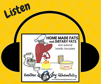 Listen home made fats