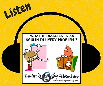 Listen insulin delivery