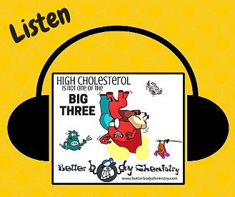 high cholesterol listen