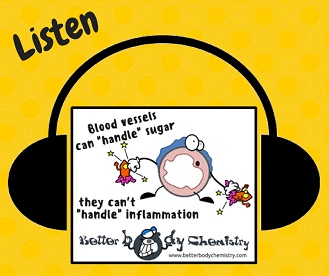 listen to sugar is not a toxin