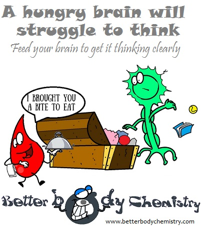MCT oil helping a neuron think clearly