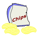 packet of chips