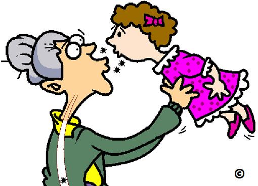 kiss passing on herpes simplex virus