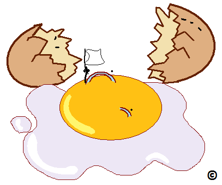 raw egg with antioxidant properties