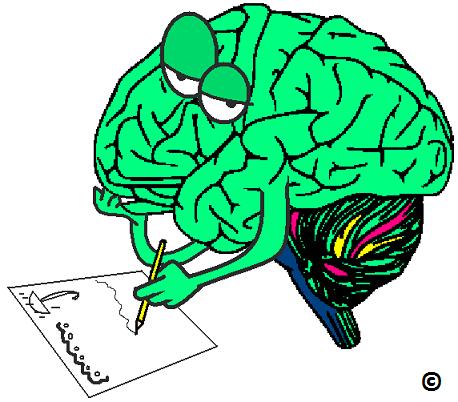 brain doodling