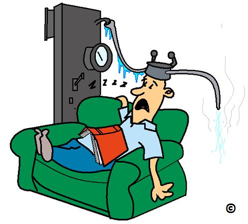 brain cooling machine inducing sleep