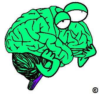 unstimuilated brain