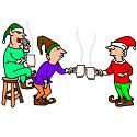 elf caffeine break