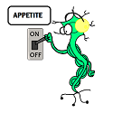 neuron not hitting the appetite suppression switch