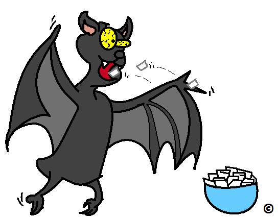 fructose is a hangover cure for bats