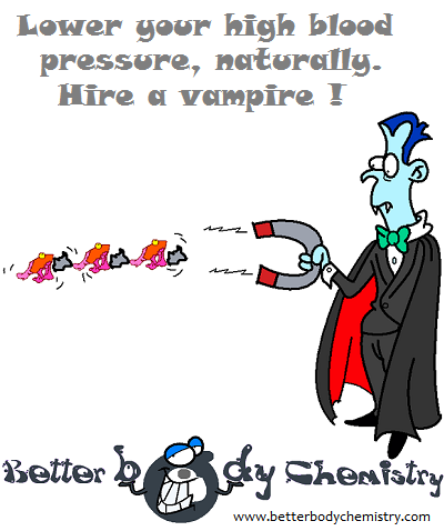 vampire dracula fixing metabolic syndrome