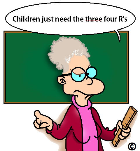 the four Rs needed for academic success