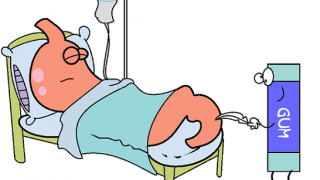 chewing gum relieving postoperative ileus