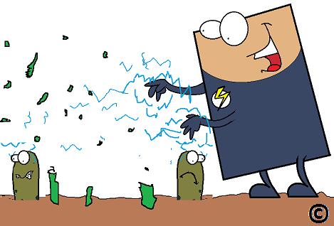 the antibiotic hurricane