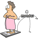 the Monday scale