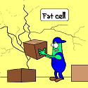 butt fat cell shoring up