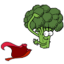 broccoli losing the cape