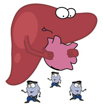 liver shaking piggy bank