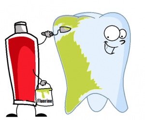 fluoride making tooth stronger (If your health gets an F grade, check your water isn't full of fluoride)
