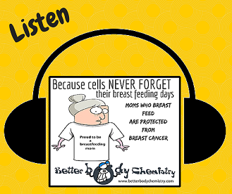 Listen breast cells remember