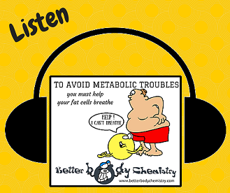 Listen sick fat cells