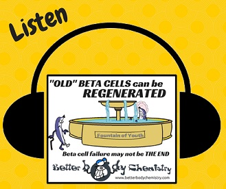 Listen to beta cell regeneration