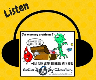 listen to brain food