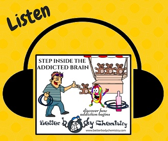 listen to biology of drug addiction