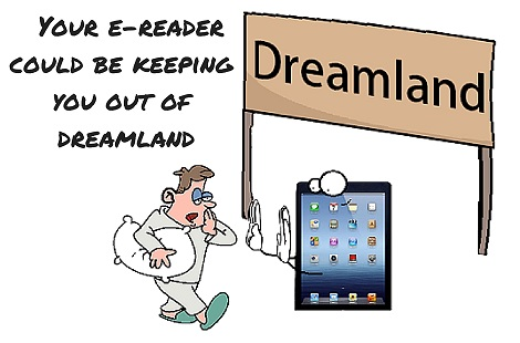 e-reader blocking dreamland gate