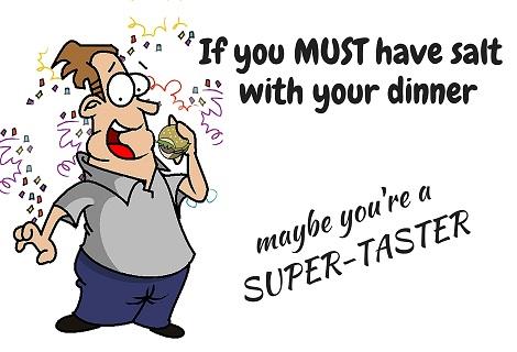 super taster