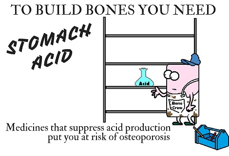 bone crew picking up some acid