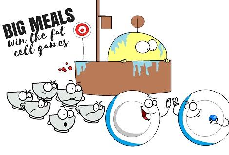 big meals