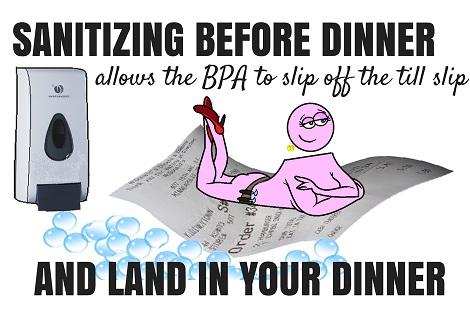 BPA till slips