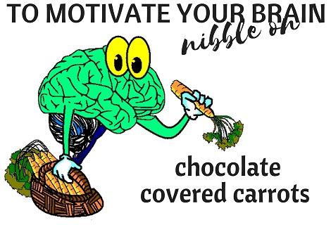 brain eating carrots