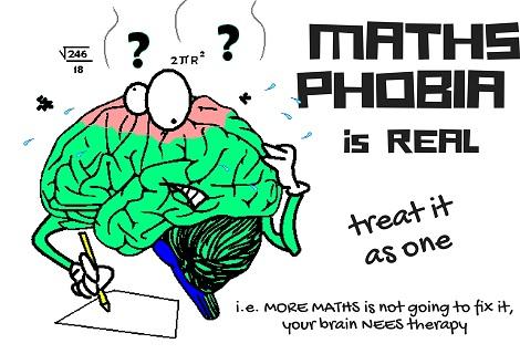 maths phobia