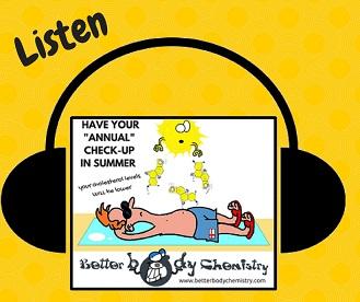 listen summer cholesterol