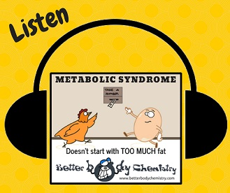 listen to start of metabolic syndrome