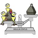 the insulin status scale
