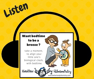 listen to bedtime resistance