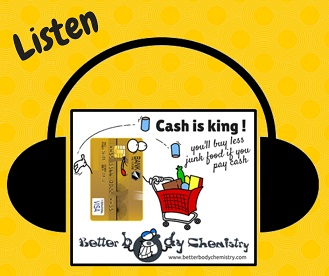 Listen to pay cash
