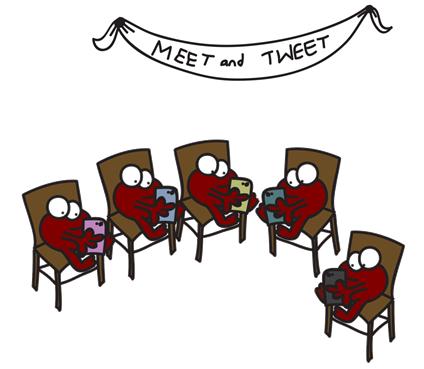 platelet tweet party