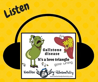 listen to real problem in gallstone disease