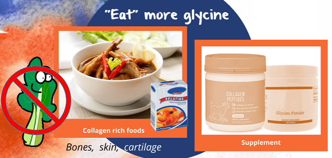 eat more glycine