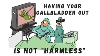 gallbladder out