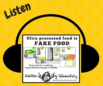 listen to fake foods